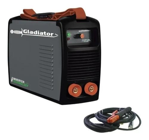 soldadora inverter 200amp electrica + fotosensible escuadras