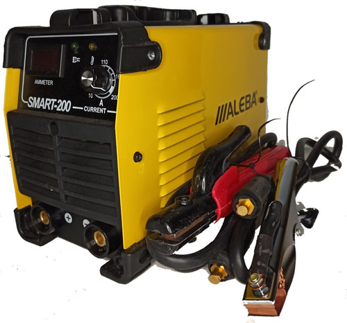 soldadora inverter aleba smart 200 amp 220v