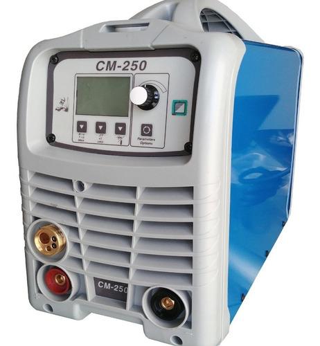 soldadora inverter cm250 3en1 mig-tig-mma pampa 2 años gta