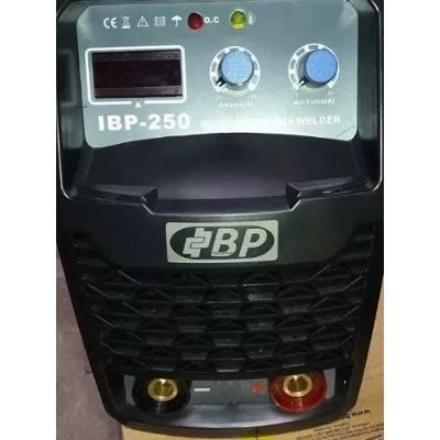 soldadora inverter de 250amp 220v marca bp