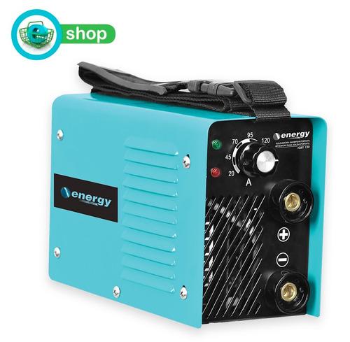 soldadora inverter energy igbt110 20 a 110a 2,0 a 2,5mm