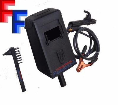 soldadora inverter gladiator 130amp 5100w ie5130/1 c/ correa