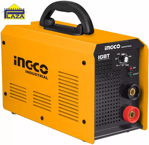 soldadora inverter ingco 200 amp igbt mma2006