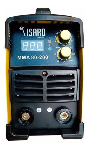 soldadora inverter isard 180 amp