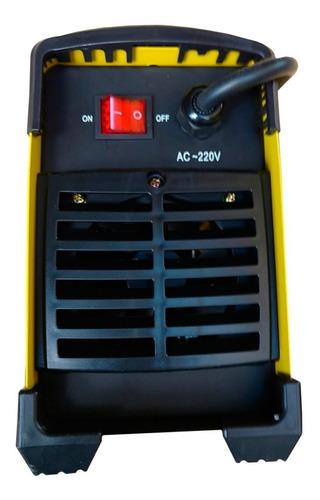 soldadora inverter isard igbt mma 200 amps