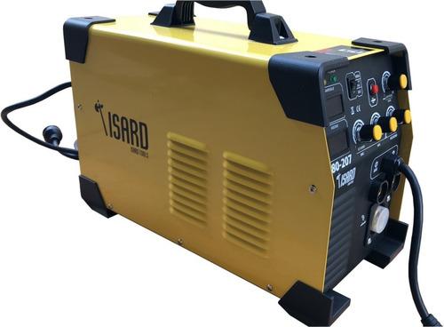 soldadora inverter isard mig/tig/mma 200 amp - euroconector