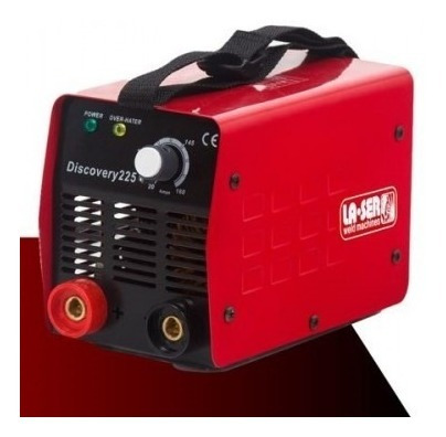 soldadora inverter laser discovery 225