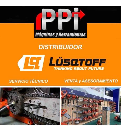 soldadora inverter lusqtoff iron 150 + mascara fotosensible st-1x + 2 escuadra