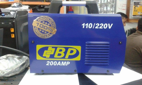 soldadora inverter marca bp modelo ibp-200