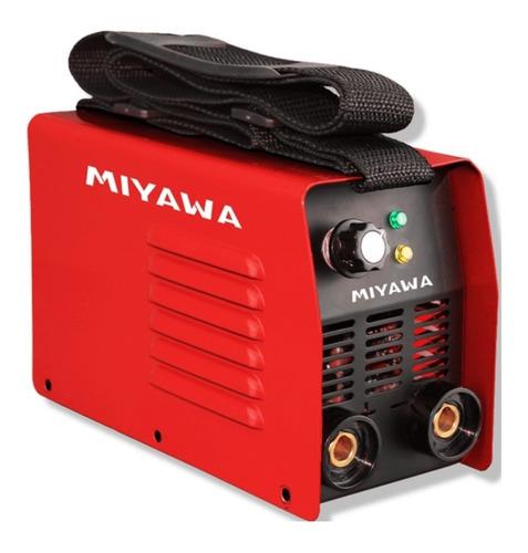 soldadora inverter miyawa 100 amperes