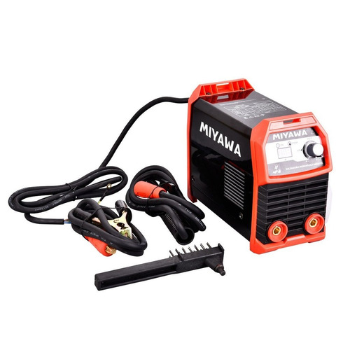 soldadora inverter miyawa 160a profesional display digital