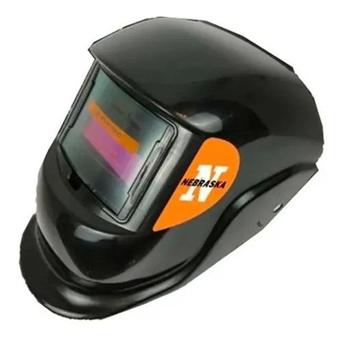 soldadora inverter mma nebraska 140amp nesi06140 + mascara