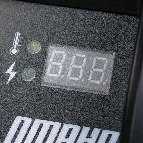 soldadora inverter omaha smith 180 igbt + pinza + porta elec