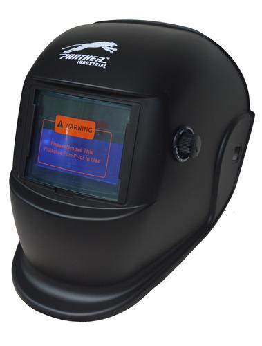 soldadora inverter panther psi250a + careta fotosensible