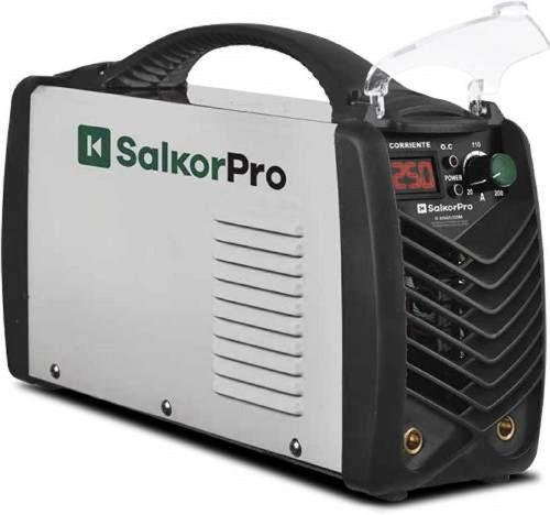 soldadora inverter salkor 250 amperes ie 8250