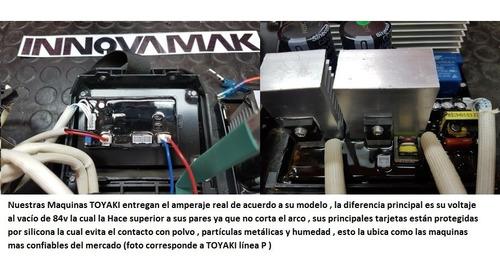 soldadora maquina de soldar inverter 250 amp toyaki