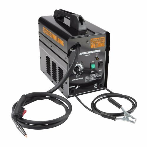 soldadora mig 90 amp 110 vol. solda sin gas