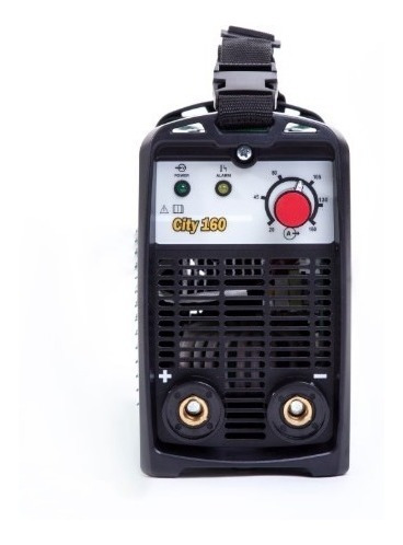 soldadora rectificador rmb city 160 c/maletin + regalo