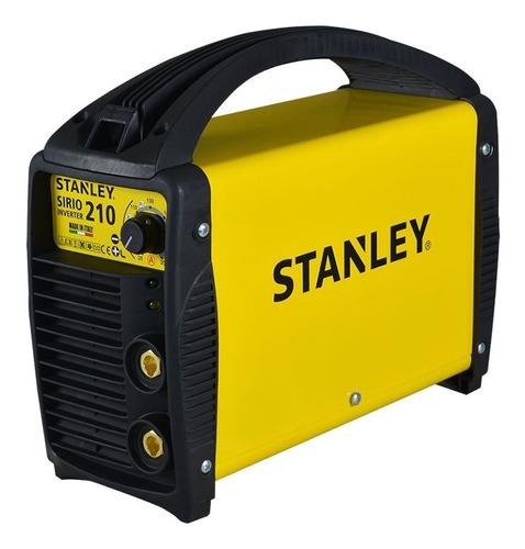 soldadora stanley sirio 210 inverter 200 25-200 220v