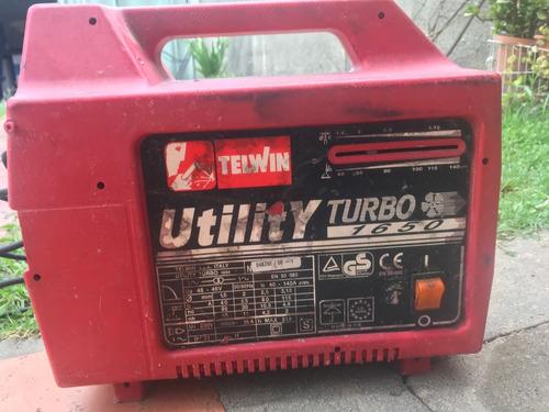 soldadora telewin utility turbo 1650