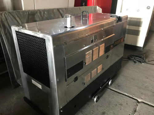 soldadora/generador 500 amp tig/mig/arco motor diesel kubota