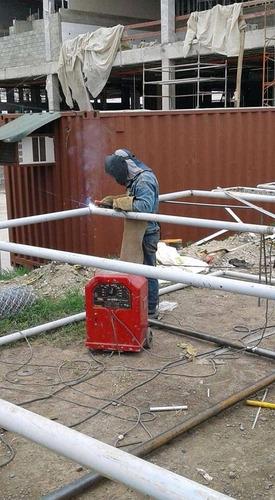 soldadores industriales