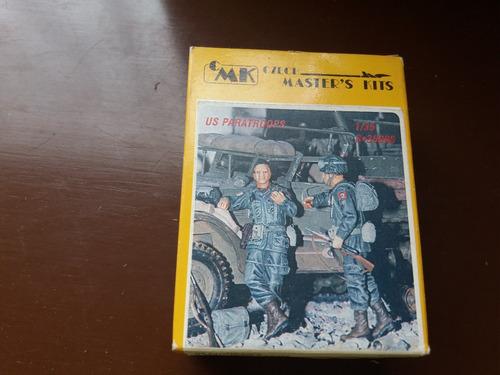 soldados 2 guerra mundial  escala 1/35