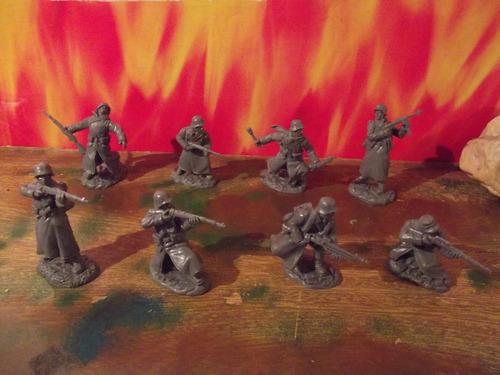 soldados alemães segunda guerra  brinqtoys forte apache