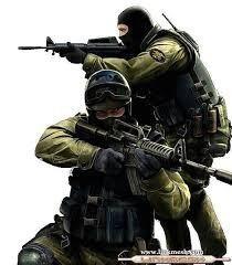 soldados articulados de calidad !!! son 5 unidades.