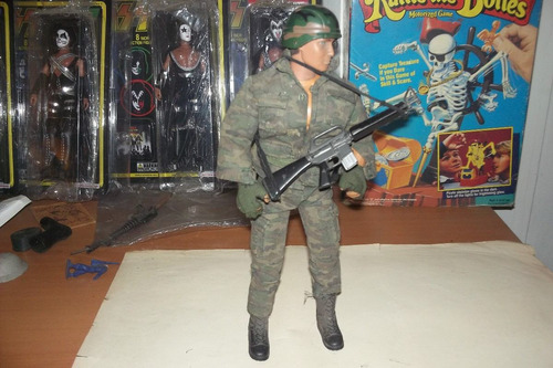 soldados powerteam/dragon guerra del golfo us.army 30cm alto