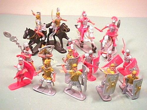 soldados romanos antigos brinqtoys  forte apache