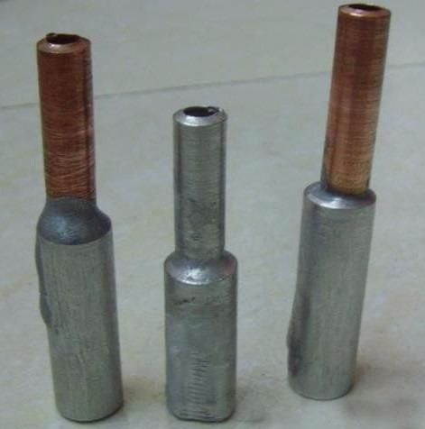 soldadura para aluminio y aluminio con cobre