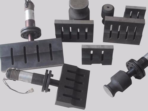 soldadura y corte de plásticos por ultrasonido / frecuencia