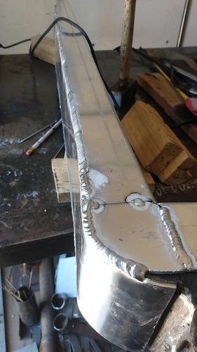 soldaduras de aluminio y torneria