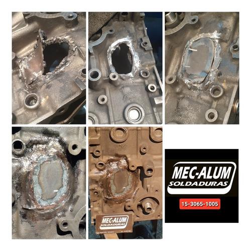 soldaduras en aluminio zona oeste hurlingham