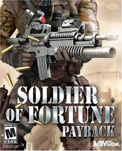 soldier of fortune payback - xbox 360