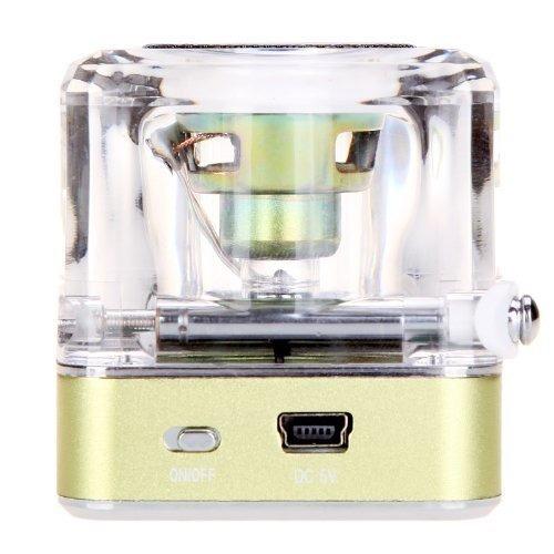 soled green tt-28 mini digital portable music mp3/4 player
