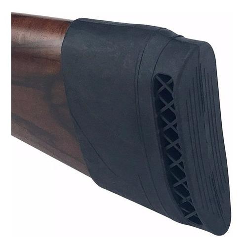 soleira protetora borracha macia para coronhas de carabinas