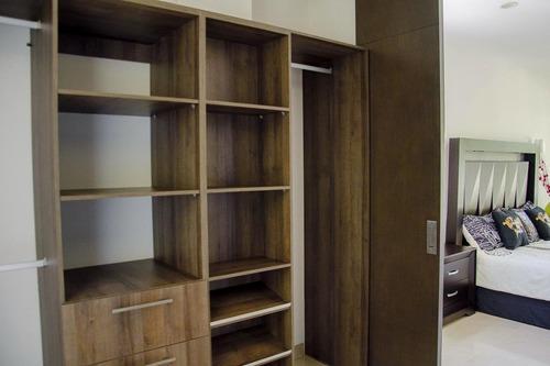 soletto, deptos. de lujo de 3 habitaciones en venta en la zona norte de mérida