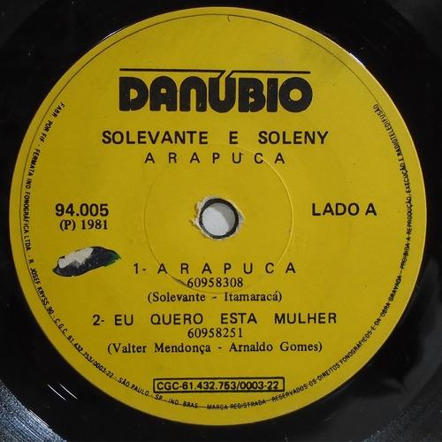 solevante e soleny 1981 arapuca compacto