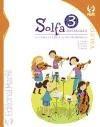 solfa música 3 valencia(libro música)