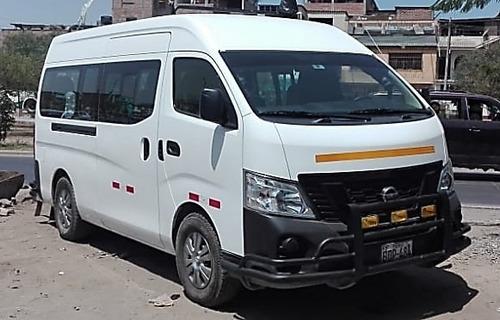 solicitamos camionetas 4x4 / minivan / minibus / bus