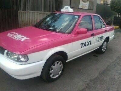 solicito chofer para tsuru taxi