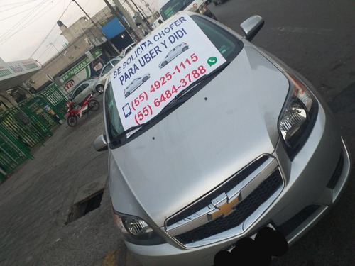 solicito chofer uber didi viva zona ecatepec