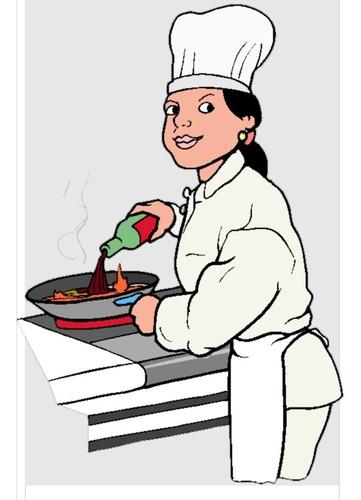 solicito cocinera