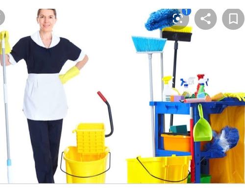 solicito personal de limpieza para casa