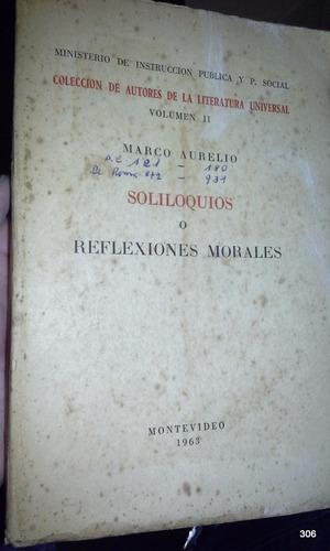 soliloquios y reflexiones morales marco aurelio v 2