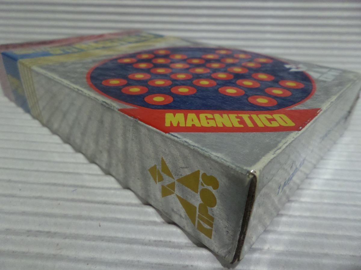 Solitario De La Bastilla Magnetico Marca Kipos Juego De Mesa 385