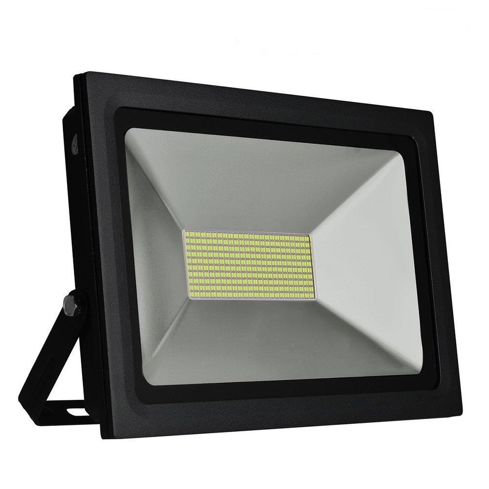 Solla 100w led flood light outdoor security lights 8600 lm flood light outdoor security lights 8600 lm cargando zoom aloadofball Images