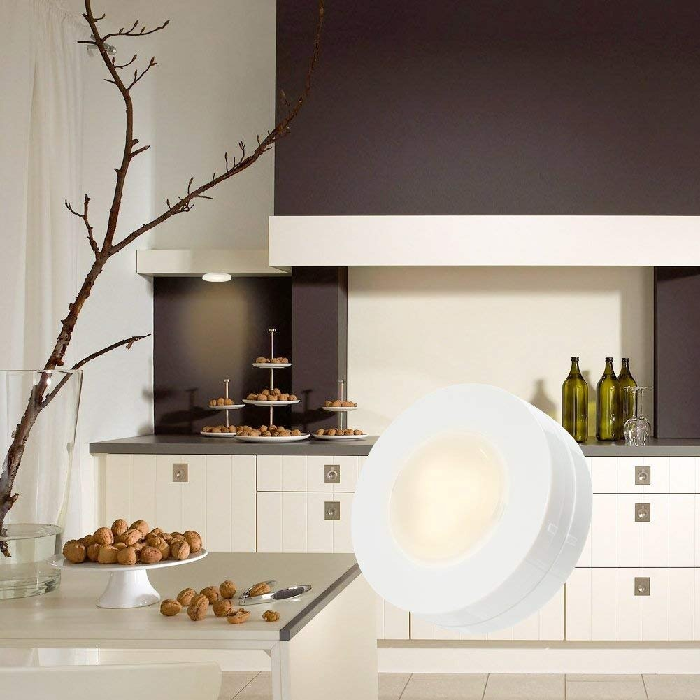 Solled Led Disco Luces Cocina Bajo Gabinete De Iluminacio - Luces-cocina